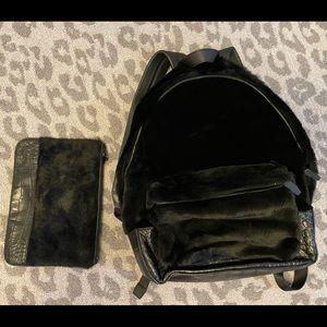 Alexander Wang Backpack n Pouch